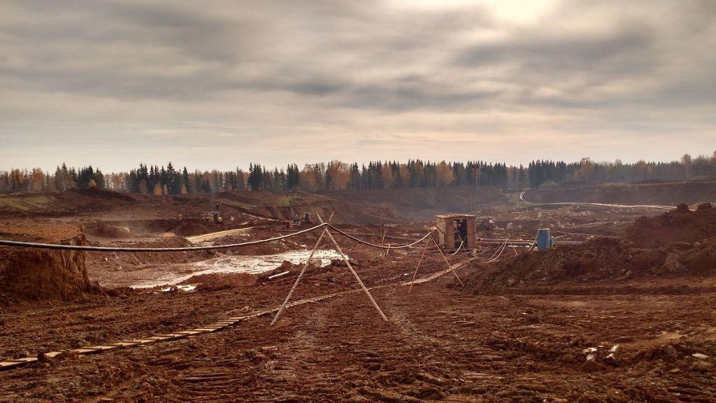 Генпрокуратура Невьянска лишила золотодобывающую артель «Нейва» месторождения