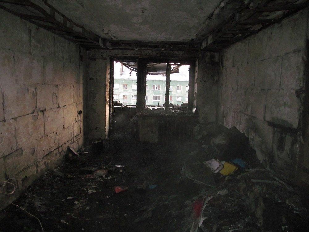 ВПолевском возбуждено уголовное дело из-за смерти напожаре двоих маленьких детей