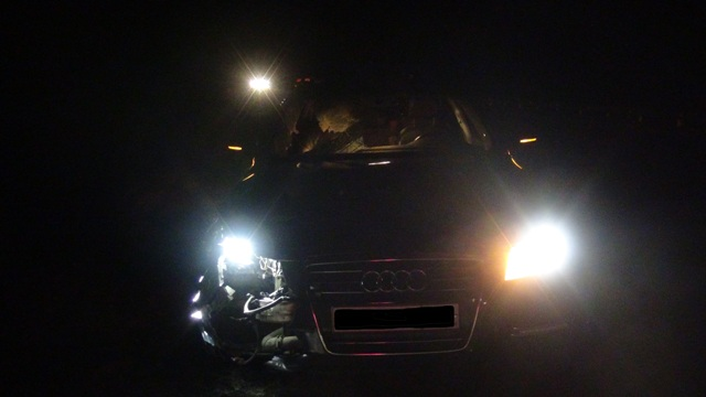 На трассе Пермь – Екатеринбург под колесами автомобиля погиб пешеход (ФОТО)