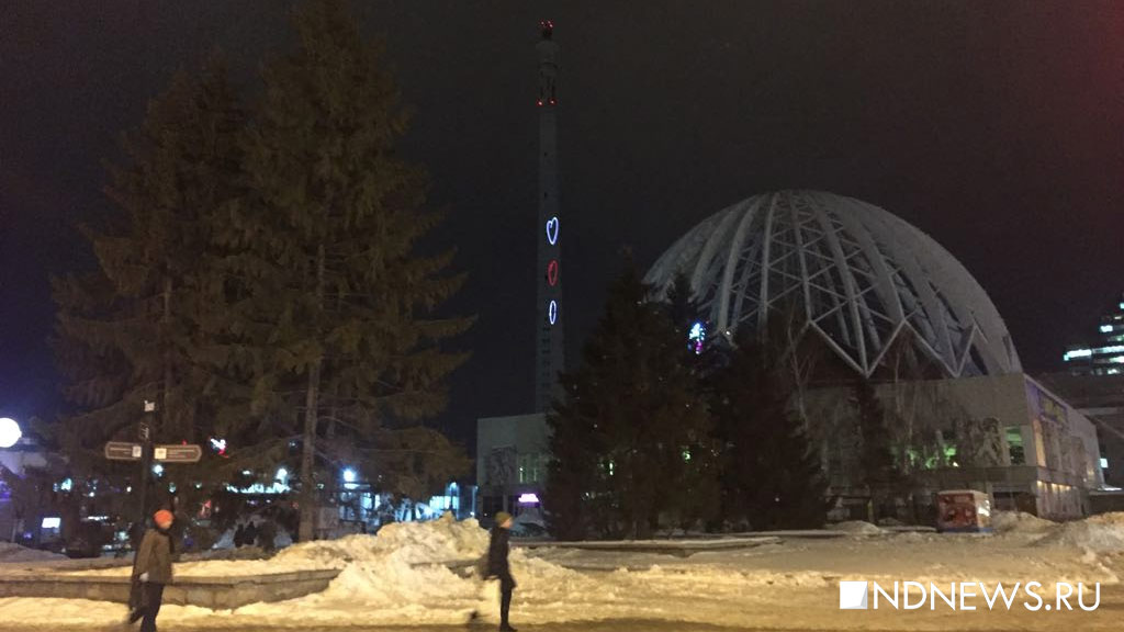Екатеринбургская телебашня «попросила» ее не сносить (ФОТО)