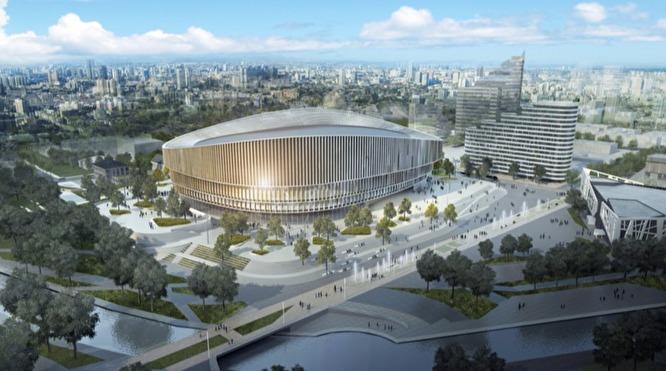 УГМК показала, что хочет построить на месте телебашни (ФОТО)