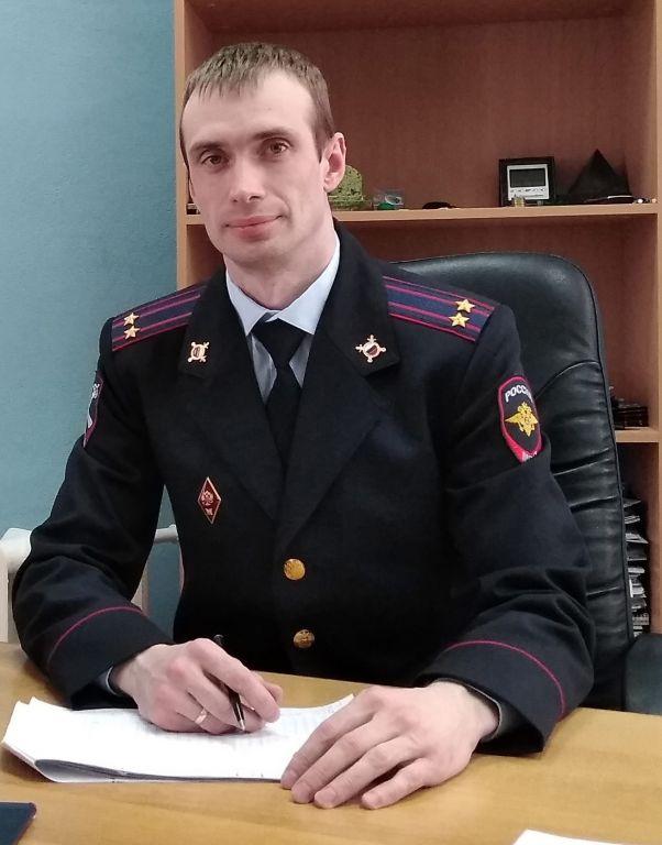 Начальник ОВД Ирбита стал заместителем руководителя ОВД Нижнего Тагила