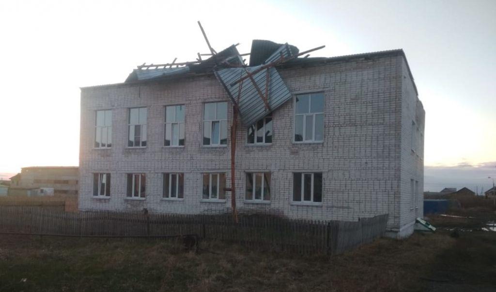 Шторм оставил без света 34 населенных пункта вСвердловской области