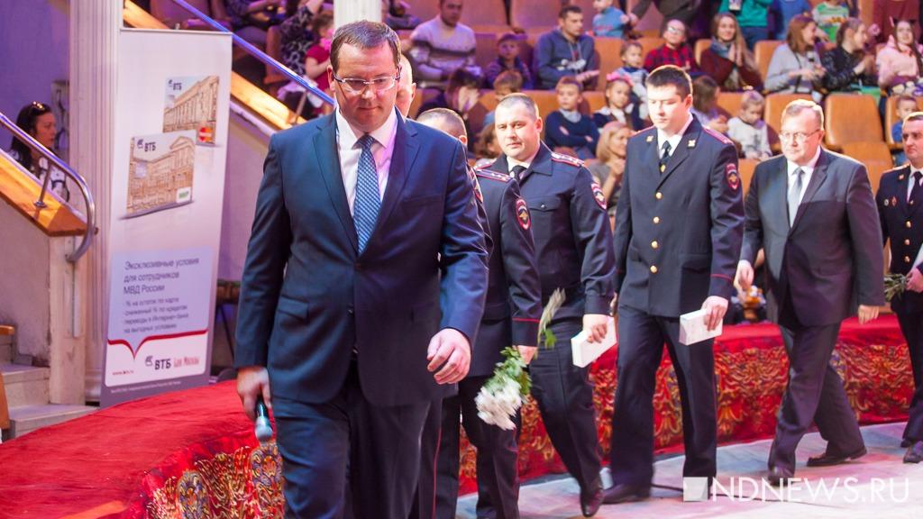 Человек Виктора Вексельберга выдвинулся вмэры Екатеринбурга