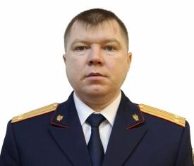 Главой Кетовского межрайонного следственного отдела назначен Александр Ломакин (ФОТО)