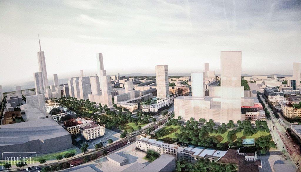 Лучшую концепцию развития исторического центра Челябинска посоветовали голландские архитекторы