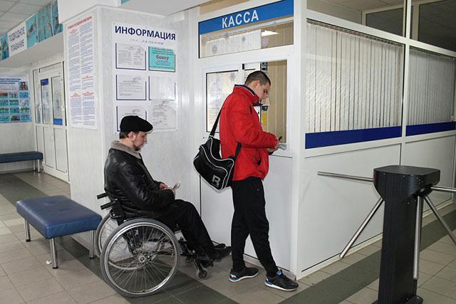 Инвалидов-колясочников непустили вчелябинский бассейн