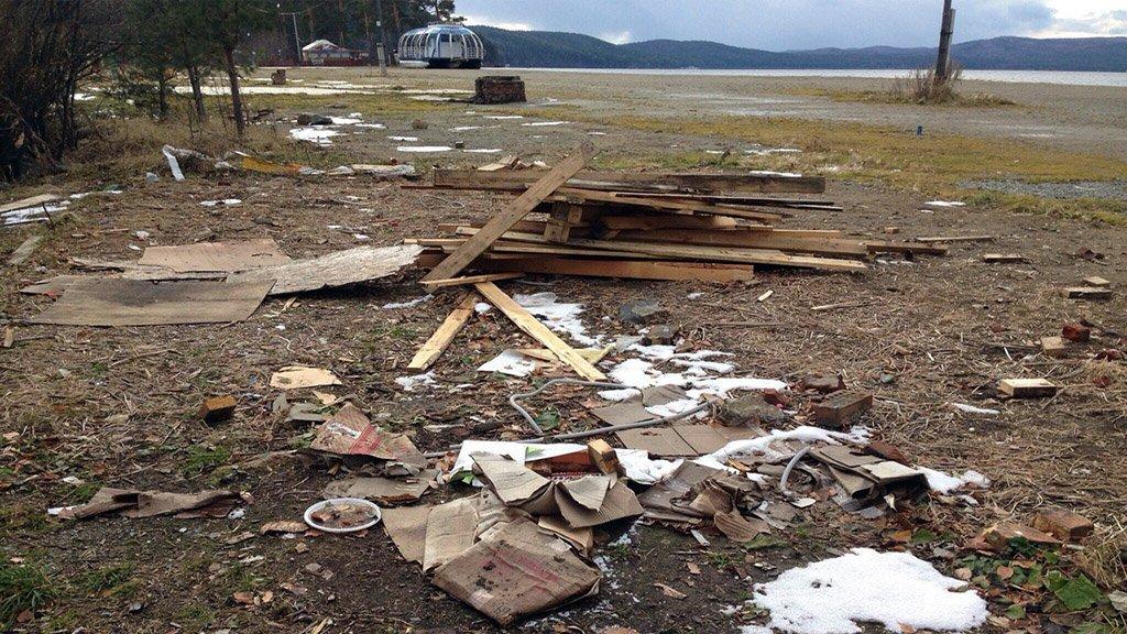 ВМиассе озеро Тургояк превратили впомойку— общественники жалуются впрокуратуру