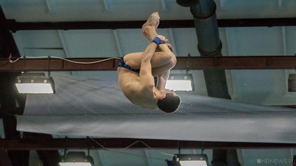 В Челябинск съехались лучшие прыгуны России (ФОТО)