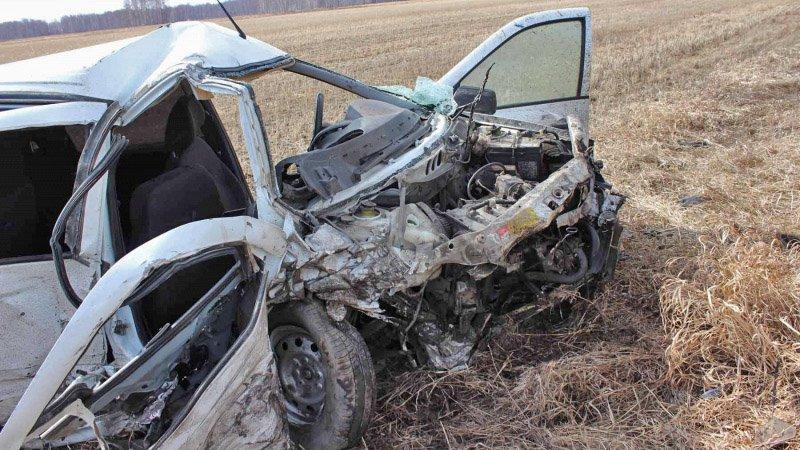 Ужасное  ДТП вЧелябинской области: пострадали четверо детей