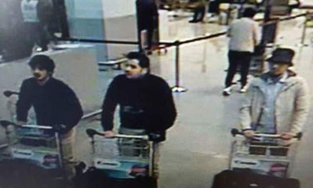 Бельгийская милиция  установила личности трёх террористов, ответственных завзрывы ваэропорту