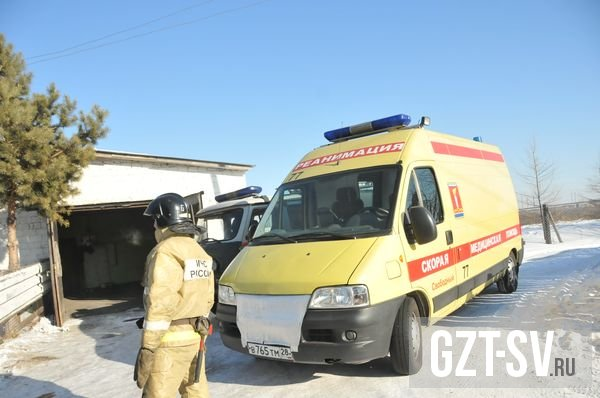 Двое погибли при взрыве неизвестного устройства в личном доме вПриамурье