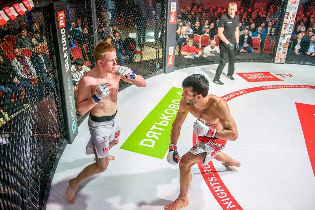 Брянский триумф вывел дебютанта в 10-ку наилучших бойцов мира