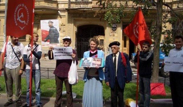 «Коммунисты России» объявили голодовку из-за отказа вдопуске квыборам