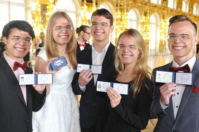 Лицо студента-башкира наафише петербургского университета заменили наславянское
