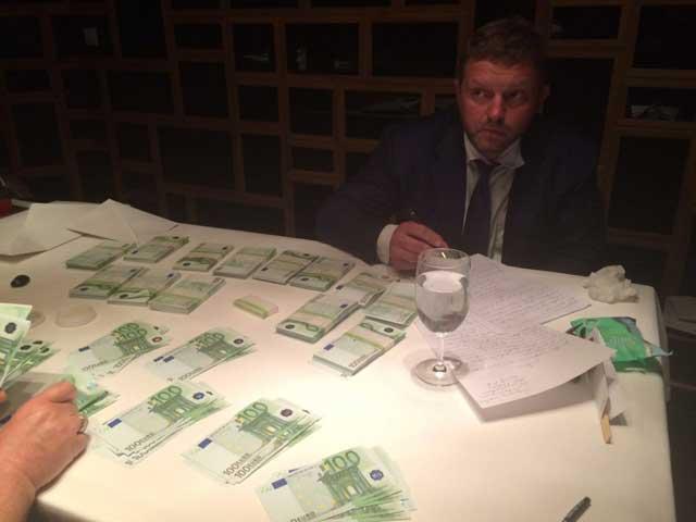 Губернатора Никиту Белых задержали завзятку в400 тыс. евро