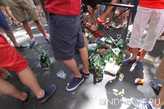 ВЕкатеринбурге запретят торговать спирт навремяЧМ