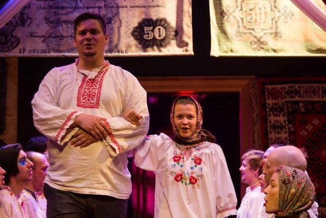 Свердловская Музкомедия получила шесть наград фестиваля «Браво!»