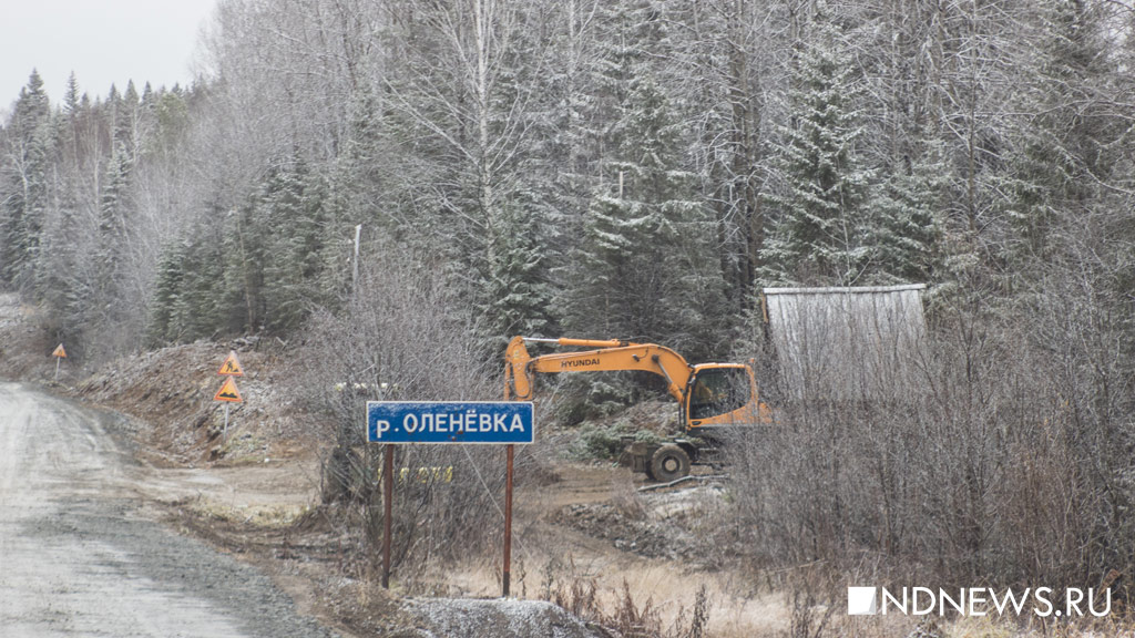 Дорогу доСеребрянки отремонтировали. «Размывов ипучин нет»