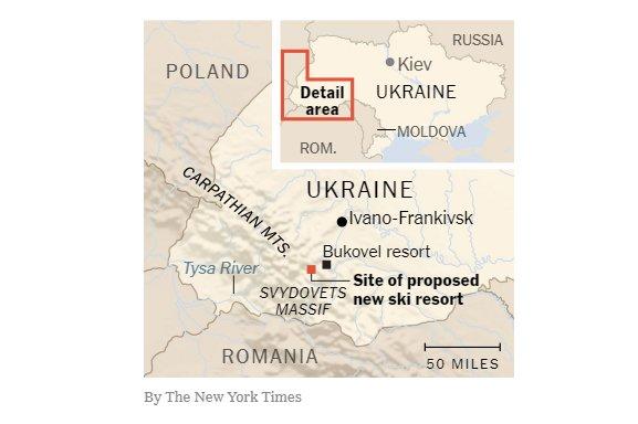 Издание The New York Times признало, что Крым – не Украина