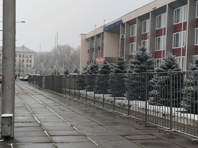 В Запорожье полиция экстренно готовится к отражению нападения на Ларису Удовиченко
