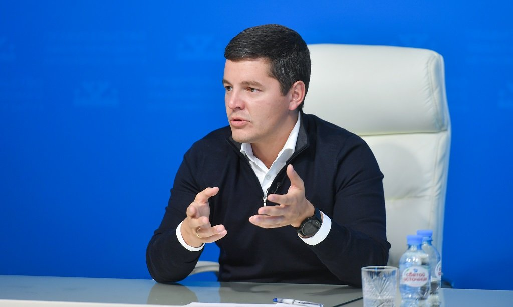 Губернатор Ямала рассказал журналистам об итогах поездки по региону (ФОТО)