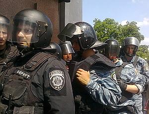 Украинские националисты гомосексуалисты