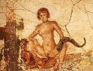 Секс в древней италии