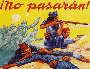 Первый бой фашизму в Испании:  участие в этом выходцев из Западной Украины