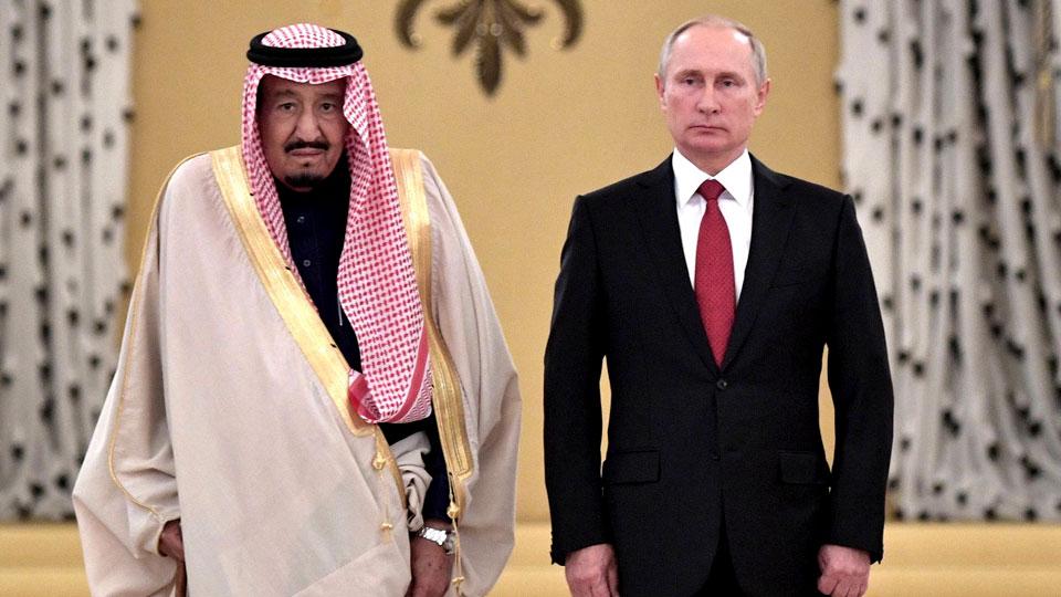 Восточные сказки: стоит ли доверять «многовекторности» Саудовской Аравии?