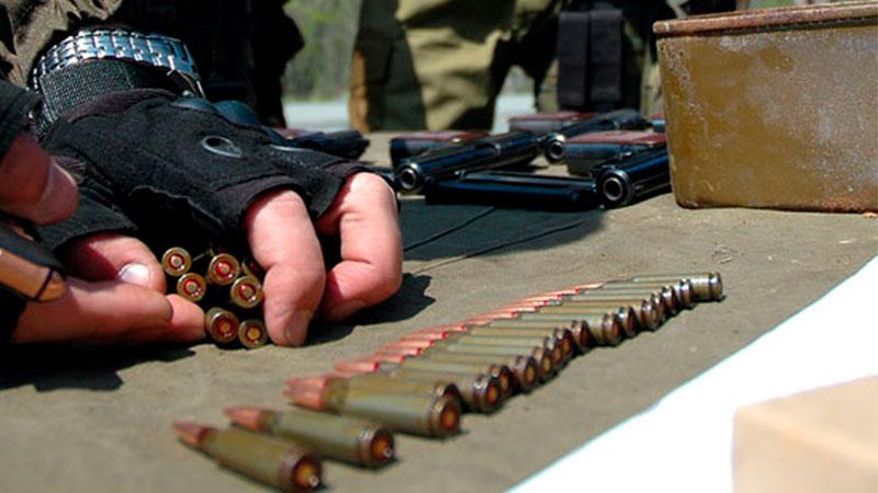 Картинки по запросу В Сирии на складе террористов обнаружили оружие стран НАТО