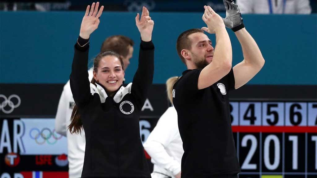Олимпиада-2018: керлингисты принесли России третью медаль