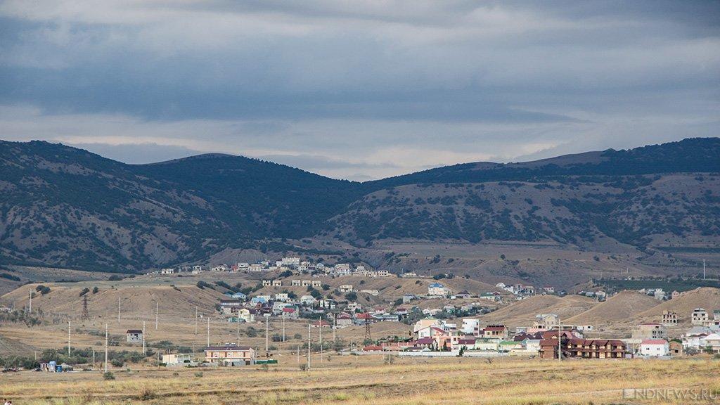 В Симферополе задержали одного из лидеров земельных самозахватчиков