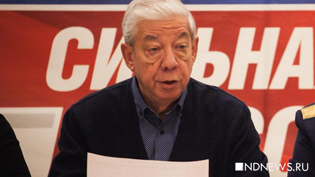Один из штабов ЕР по выборам в гордуму Екатеринбурга возглавит старый соратник Росселя