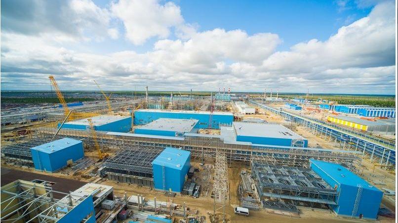 Картинки по запросу Новоуренгойский газохимический комплекс