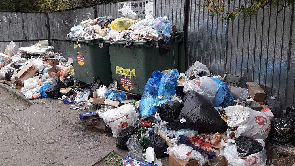 Чиновники решили месяцами копить отходы в тюменском Заболотье
