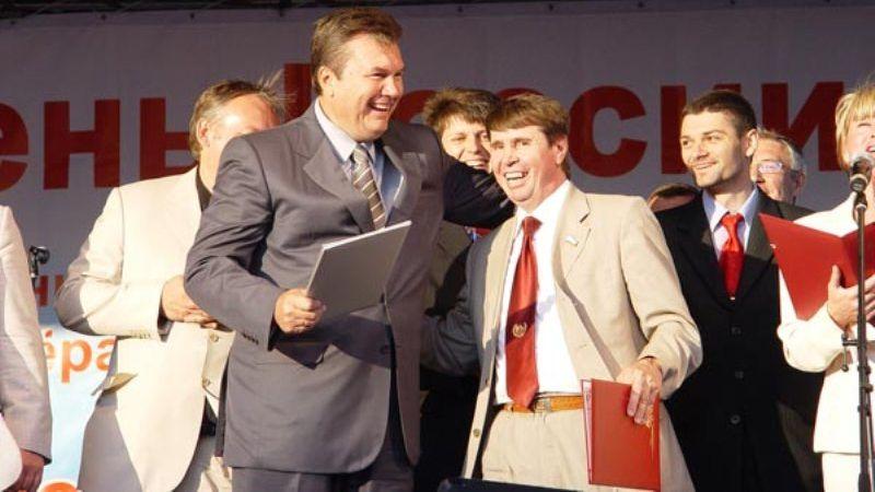 Сенатор Сергей Цеков оскорбил дончан и унизил крымчан