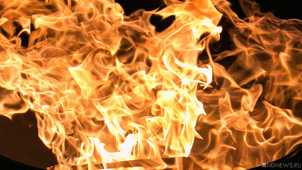 Трое детей погибли в пожаре в Челябинской области ... Трое Детей