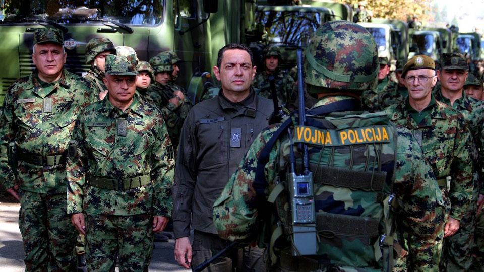 Восемь из десяти граждан Сербии не хотят в НАТО