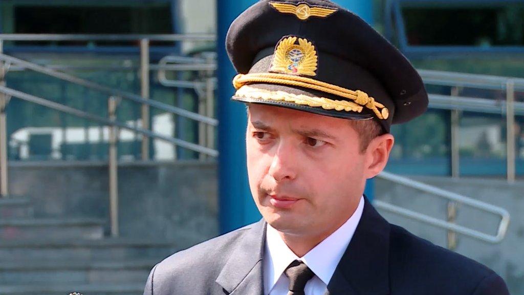 Пилот «Уральских авиалиний» Дамир Юсупов: «Немножко даже виноват перед пассажирами» (ФОТО, добавлено ВИДЕО)