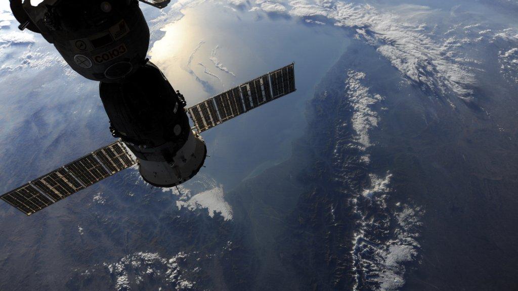 На МКС обнаружена новая течь, резервы воздуха на исходе / 19 декабря 2020 | Технологии, Новости дня 19.12.20 | © РИА Новый День