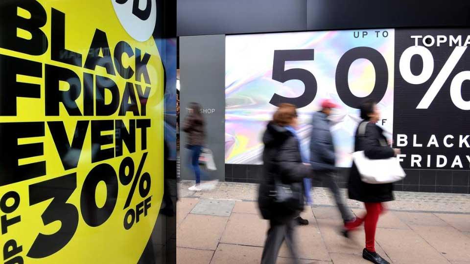 Коронавирус в Москве и Санкт-Петербурге победил «черную пятницу»: в торговых центрах не дождались покупателей