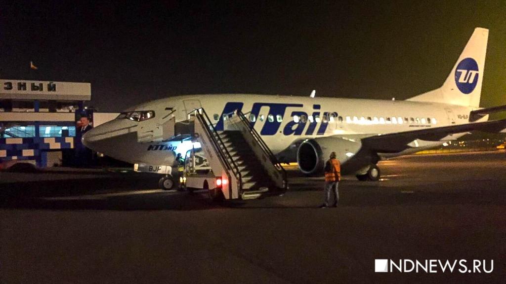 С марта в Кольцово откроют авиасообщение с Тюменью
