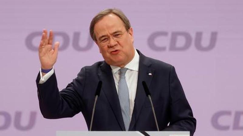 Партия Меркель избрала себе нового лидера. Он выступает за сотрудничество с Россией / 16 января 2021 | Европа, Новости дня 16.01.21 | © РИА Новый День