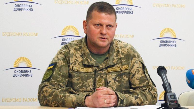 Новый командующий ВСУ воевал в Донбассе, где поварился в «Дебальцевском котле»