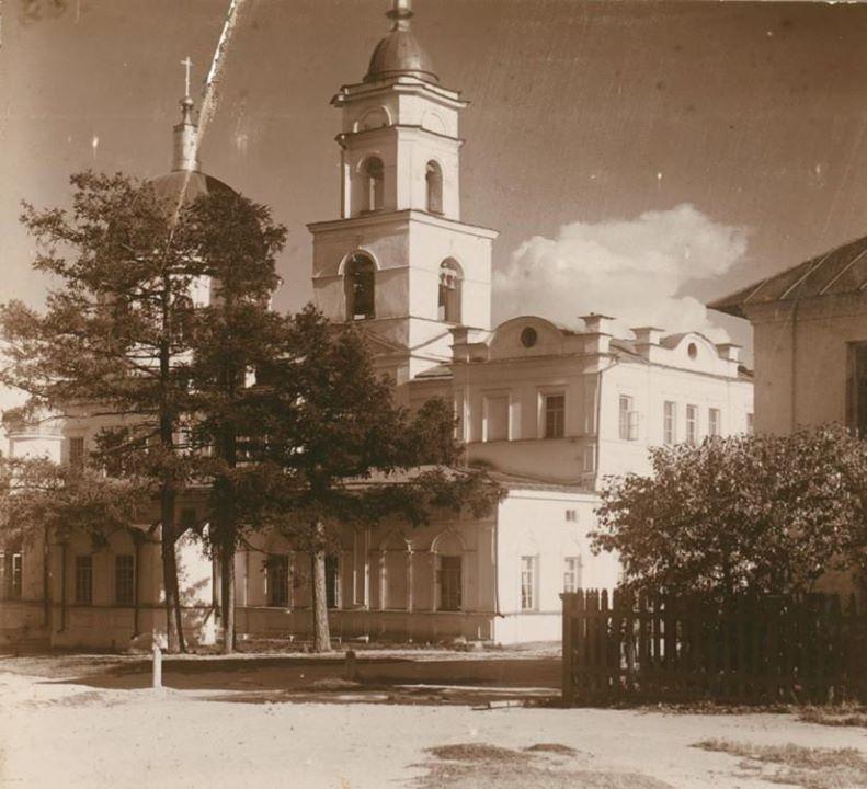 Новый День: В Екатеринбурге накануне Пасхи снесли Успенскую церковь XVIII века (ФОТО)