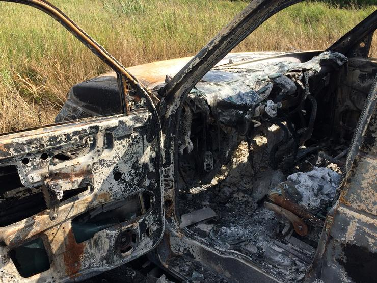 Новый День: УАЗ требует 120 тысяч у владельца сгоревшего ''Патриота''