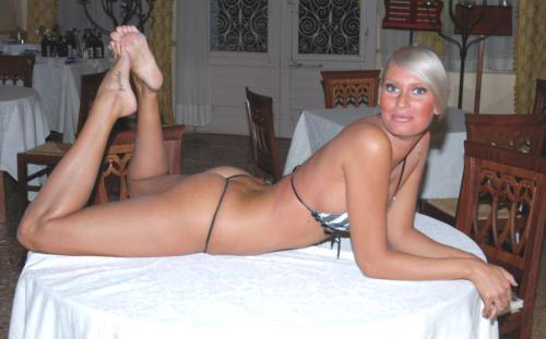 Венгерская порнозвезда