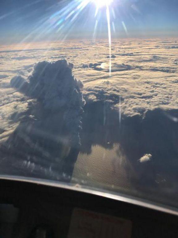 вулкан эбеко фото