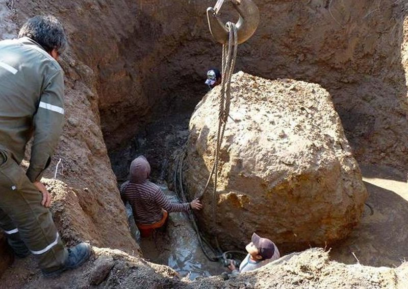 Новый Регион: В Аргентине нашли метеорит-исполин (ФОТО)